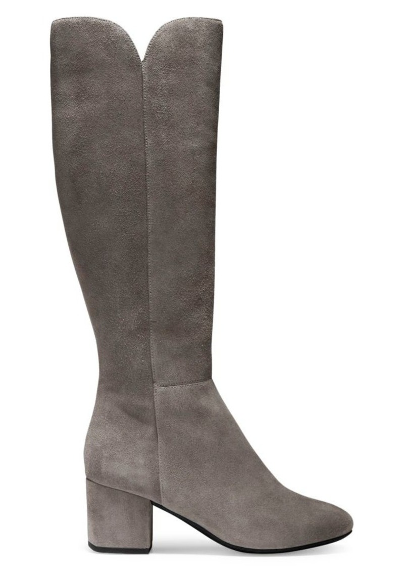 Cole Haan Denise Suede Mid-Calf Boots