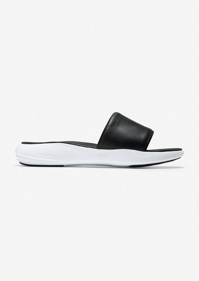 Cole Haan Ella Grand Banded Slide Sandal