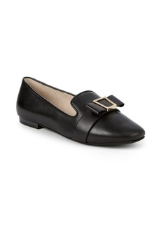 Cole Haan Emory Leather Smoking Loafers