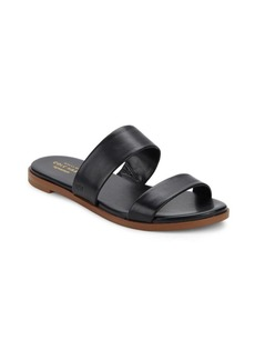 Cole Haan Findra Leather Slide Sandals