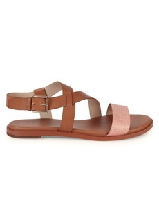 Cole Haan Findra Strappy Leather Sandals