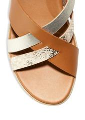 Cole Haan Florens Leather Slides