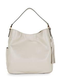 Cole Haan Gabriella Leather Hobo Bag