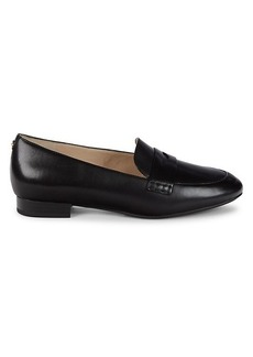 Cole Haan Go-To Pearson Leather Penny Loafers
