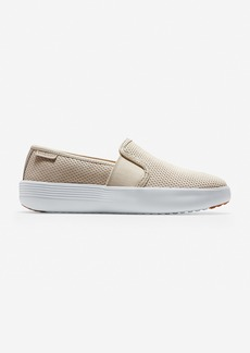 Cole Haan Grand Crosscourt Flatform Slip-On Sneaker