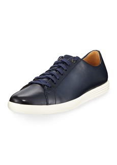 Cole Haan Men's Grand Crosscourt II Sneakers  Blue