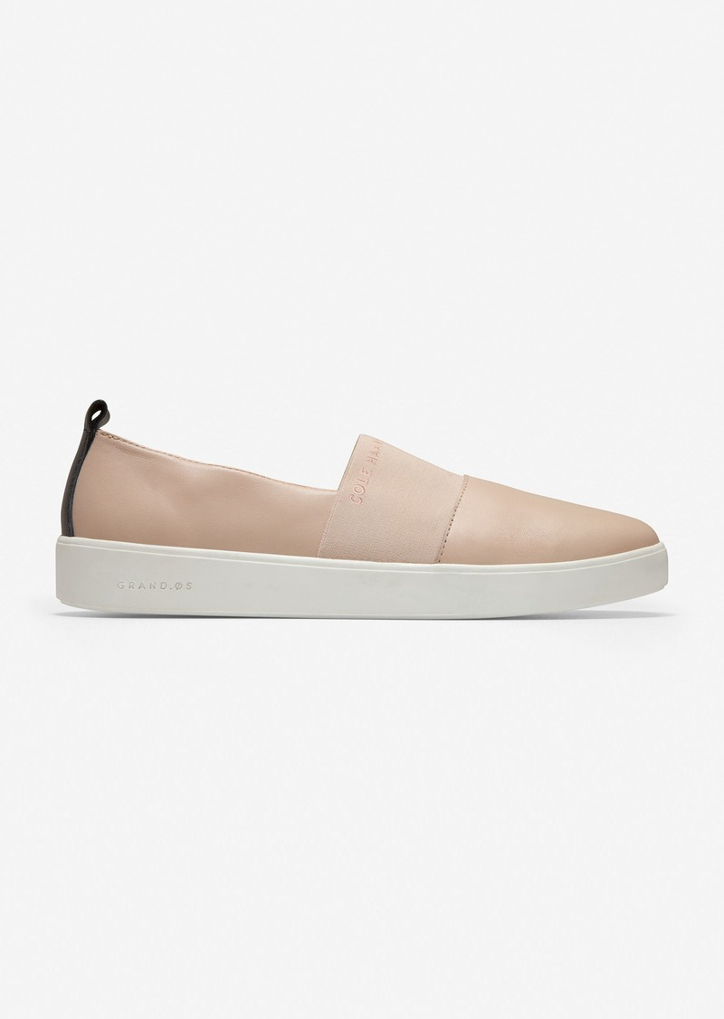 Cole Haan Grand Crosscourt Street Slip-On Sneaker