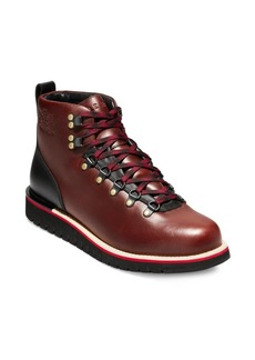 Cole Haan Grand Explore Alpine Leather Hiker Boots