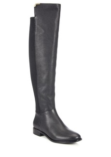 Cole Haan Grand OS Dutchess Leather Over-The-Knee Boots