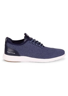 Cole Haan Grand Plus Essex Distant Knit Sneakers