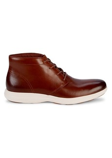 Cole Haan Grand Tour Leather Chukka Boots