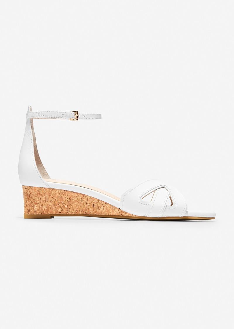 Cole Haan Hana Grand Wedge Sandal