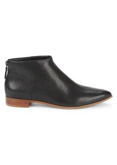 Cole Haan Havana Leather Booties