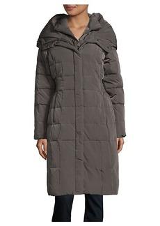 Cole Haan Hooded Puffer Coat