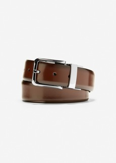 Cole Haan Italy Reversible Leather Belt