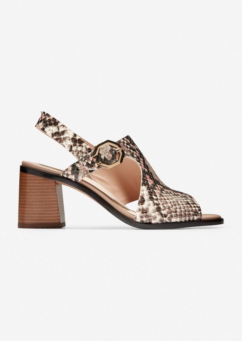 Cole Haan Jamala Block Heel Sandal