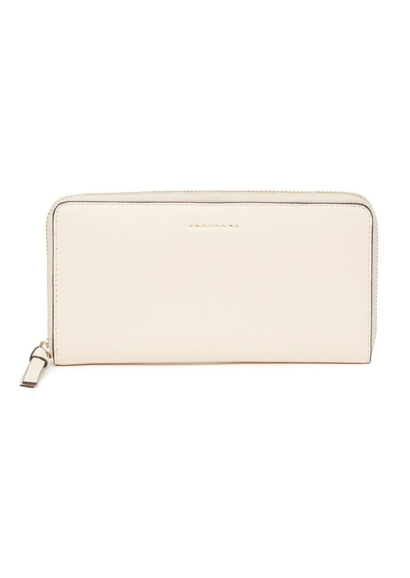 Cole Haan Kaylee Leather Continental Wallet