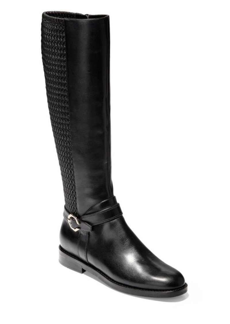 Cole Haan Leela Grand.OS Knee-High Riding Boots