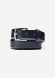 Cole Haan Lewis 32mm Burnished Leather Belt