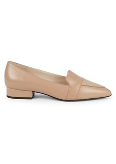 Cole Haan Marlee Skimmer Leather Loafers