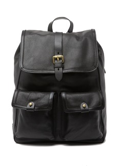 Cole Haan Matthews Leather Backpack