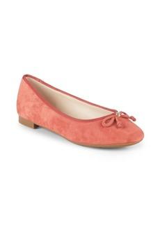 Cole Haan Megan Suede Ballet Flats