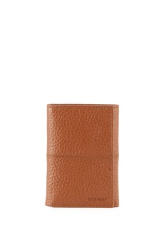 Cole Haan Men's Full Grain Leather Trifold Wallet
