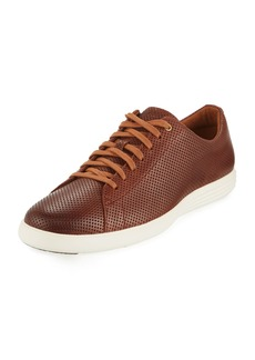 Cole Haan Men's Grand Crosscourt Sneakers  Medium Brown
