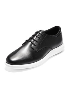 Cole Haan Men's Grand Essex Leather Oxfords  Black