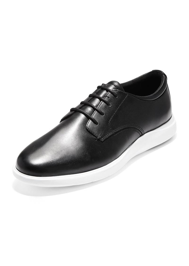 Cole Haan Men's Grand Essex Leather Oxfords  Black