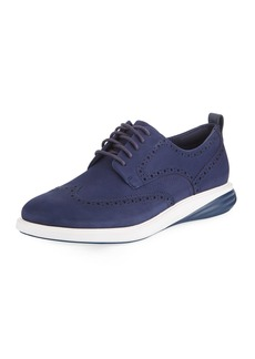 Cole Haan Men's Grand Evolution Suede Sneakers