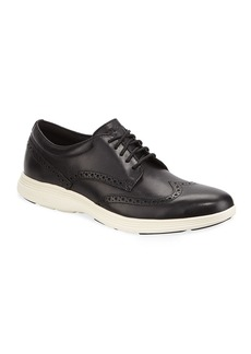 Cole Haan Men's Grand Tour Wing-Tip Oxford Sneaker