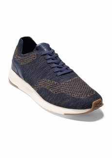 Cole Haan Men's GrandPro Knit Runner Sneakers  Blue