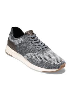 Cole Haan Men's GrandPro Knit Runner Sneakers  Gray