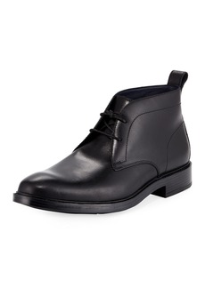 Cole Haan Men's Kennedy Grand Chukka Boots  Black