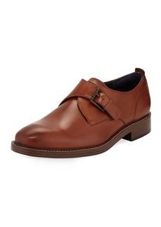 Cole Haan Men's Kennedy Single Monk Oxfords