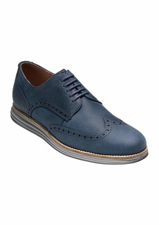 Cole Haan Men's Original Grand Nubuck Wing-Tip Oxford