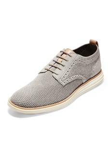 Cole Haan Men's Original Grand Stitchlite Oxford Sneakers  Light Gray