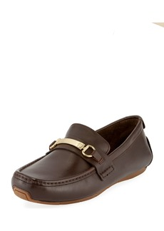 Cole Haan Men's Summers Bit Leather Drivers