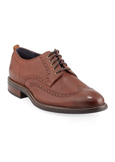 Cole Haan Men's Watson Wing-Tip Oxfords  Brown