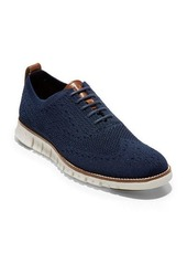 Cole Haan Men's ZeroGrand Knit Wing-Tip Oxfords