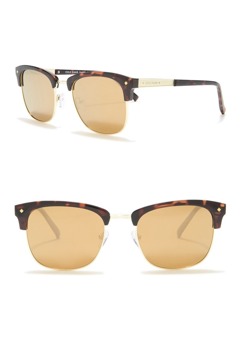 cee1d6891c8d Cole Haan Modified Square 55mm Sunglasses Now $34.97