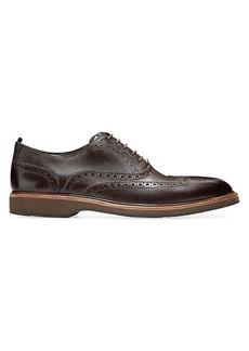 Cole Haan Morris Wingtip Leather Oxfords