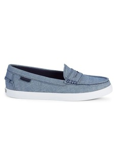Cole Haan Nantucket Chambray Loafers