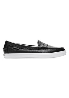 Nantucket Leather Penny Loafers