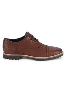 Cole Haan Nathan Leather Oxfords