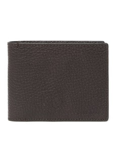 Cole Haan Pebble Leather Bifold Wallet
