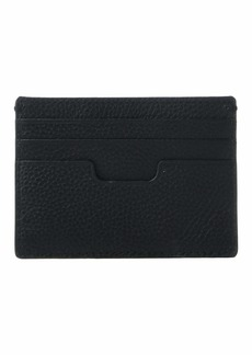 Cole Haan Pebble Leather Card Case