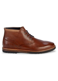 Cole Haan Raymond Grand Leather Chukka Boots