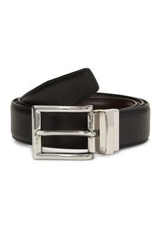 Cole Haan Reversible Slim Leather Belt